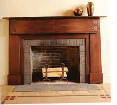 25 responses to craftsman style mantel bookcases
