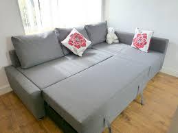 Hideaway Sofa Furniture Friheten Sofa Bed Couch With Hideaway Bed Twin Sofa