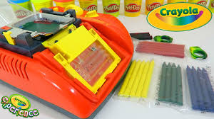 Crayon Rings Crayola Melt N Mold Factory Crayon Maker Play Kit Easy Diy Make