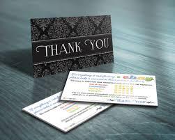 100 Thank You Business Cards Ebay Seller 5 Five Star Rating Professional Elegant