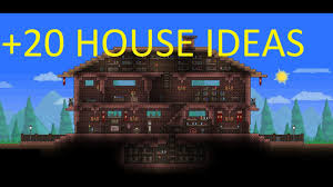 Terraria House Designs Amazing Terraria House Ideas 20 House Ideas Part 1