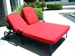 red chaise lounge cushions double chaise lounge cushion chaise lounge cushions with black polished wrought