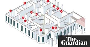 oval office layout. Obama\u0027s West Wing: Can Reality Match The Liberal White House Fantasy?   US News Guardian Oval Office Layout H