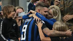 Mauro Icardi agent Wanda Nara fires back at Inter manager - AS.com