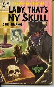 carl shannon lady that s my skull harlequin cover by amos glover