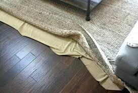 hardwood rug pad cool flooring pads for floors