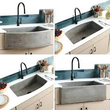 Ikea Farmhouse Sink Australia Quartet Curved Apron Front  Native Trails Kitchen Sinks Ideas Medium Size Accessories Homeaway Charleston Sc Ikea Apron Front Sink L19