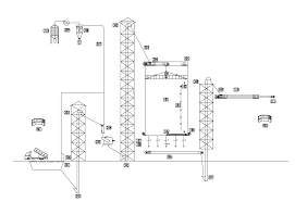 Steel Flow Chart Silo Design For 5000 Ton Grain Storage Steel Silo Flow