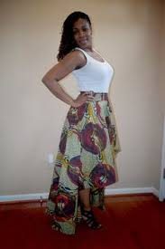 African Skirts Patterns Gorgeous DIY African Print Skirt Thriftanista In The City Pinterest