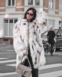 coat fur coat faux fur coat white coat oversized oversized coat sunglasses wheretoget