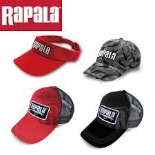 Hats With Lights In Visor Rapala Fishing Hat Fishing Cap Breathable Led Hat Outdoor Sports Visor Baseball Golf Cap Adjustable