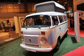 vw t ice cream van at the cv show commercial vehicle dealer vw t2 ice cream van at the cv show 2016