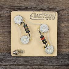 emerson guitar wiring harness wiring diagram libraries emerson custom 4 knob prewired kit for prs guitarsemerson guitar wiring harness 16
