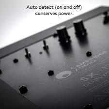 Buy Cambridge Audio SX120   70 Watt Active Home Theater Subwoofer with 8  Inch Woofer (Matte Black) Online in Indonesia. B00ELMTX1U