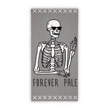 funny beach towels. Forever Pale (Towel) Funny Beach Towels L