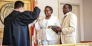 Foreman named first Black, youngest probate chief clerk - Valley ...