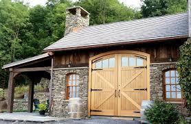 western exterior barn doors