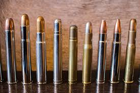 Rifle Cartridge Length Chart Big Bore Hunting Cartridges For The Biggest Wild Game