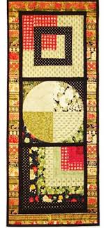 Free Country Quilt Patterns | Free Project from Patchalot Patterns ... & Quilt Pattern & Table Runner - Far East Holiday Adamdwight.com