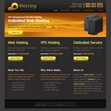 Free Html Website Templates Web Hosting Free HTML CSS Templates 19