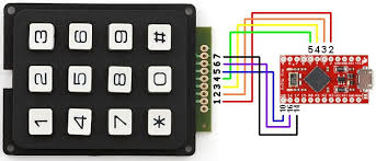 turn your promicro into a usb keyboard mouse sparkfun electronics hid usb keypad