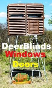 Hunting BlindHunting Blind Window Kits