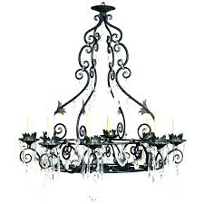 versailles 5 light crystal chandelier crystal chandeliers wrought iron crystal orb chandelier wrought iron crystal chandelier