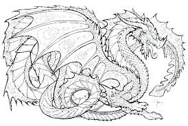 Dragon Coloring Pages Printable Dragon Coloring Pages To Print