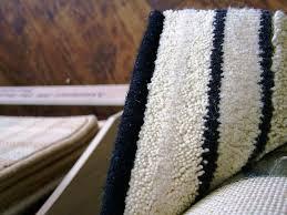 carpet binding. over-locking and whipping edging carpet binding