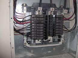 ravishing breaker panel grounding cool panel design circuit electrical panel grounding requirements at Fuse Box Grounding