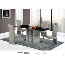 global furniture dining table glass room