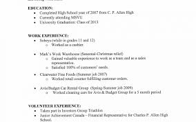 Resume And Cover Letter Tips Builder Writing Good Examples Photos