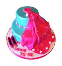 Bride To Be Tiered Cake Rashmis Bakery