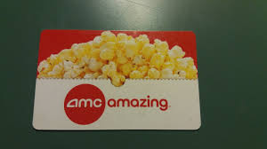 25 amc theatres gift card fast shipping actual card mailed 1 of 1 see more