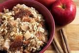 apple oatmeal  crock pot