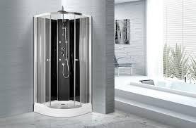 850 x 850 bathroom quadrant shower cubicles transpa tempered glass materials
