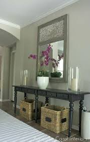 Hall Table Ideas Charming For Entrance With Best Hallway Tables Console
