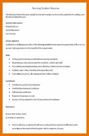 Nursing Objective For Resume Nursing Objectives For Resume Entry