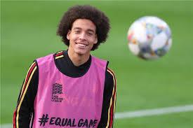 Beim spiel dänemark gegen belgien haben spieler und fans für die 10. Belgien Gibt Em Kader Bekannt Gute Nachrichten Fur Bvb Profi Witsel