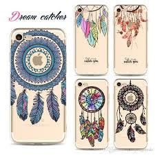 Dream Catcher Case Iphone 7 Plus For Iphone 100 Case Painting Dream Catcher Ultra Thin Transparent 88