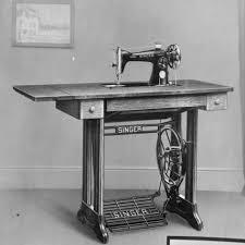Sewing Machine Leg Pedal