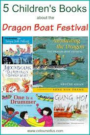 children s books about the dragon boat festival