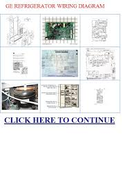 wiring diagram ge refrigerator the wiring diagram ge refrigerator wiring diagram refrigerator repair ge wiring diagram