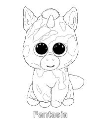 Baby Panda Kleurplaat