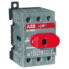 abb a a switch disconnector isolator din rail fuse box image is loading abb 16a 25a switch disconnector isolator din rail