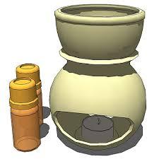 Scent Lamp 3D Model - FormFonts 3D Models & Textures