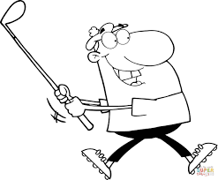 Small Picture Golf coloring pages Free Coloring Pages