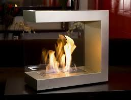 3 sided gas fireplaces ventless