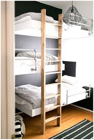 Saving Space And Staying Stylish With Triple Bunk Beds For ...