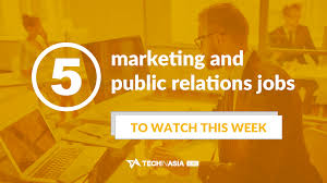 5 latest marketing and public relations jobs in singapore ready for your weekly dose of marketing public relations jobs in singapore this list will feature exciting career opportunities that have recently opened